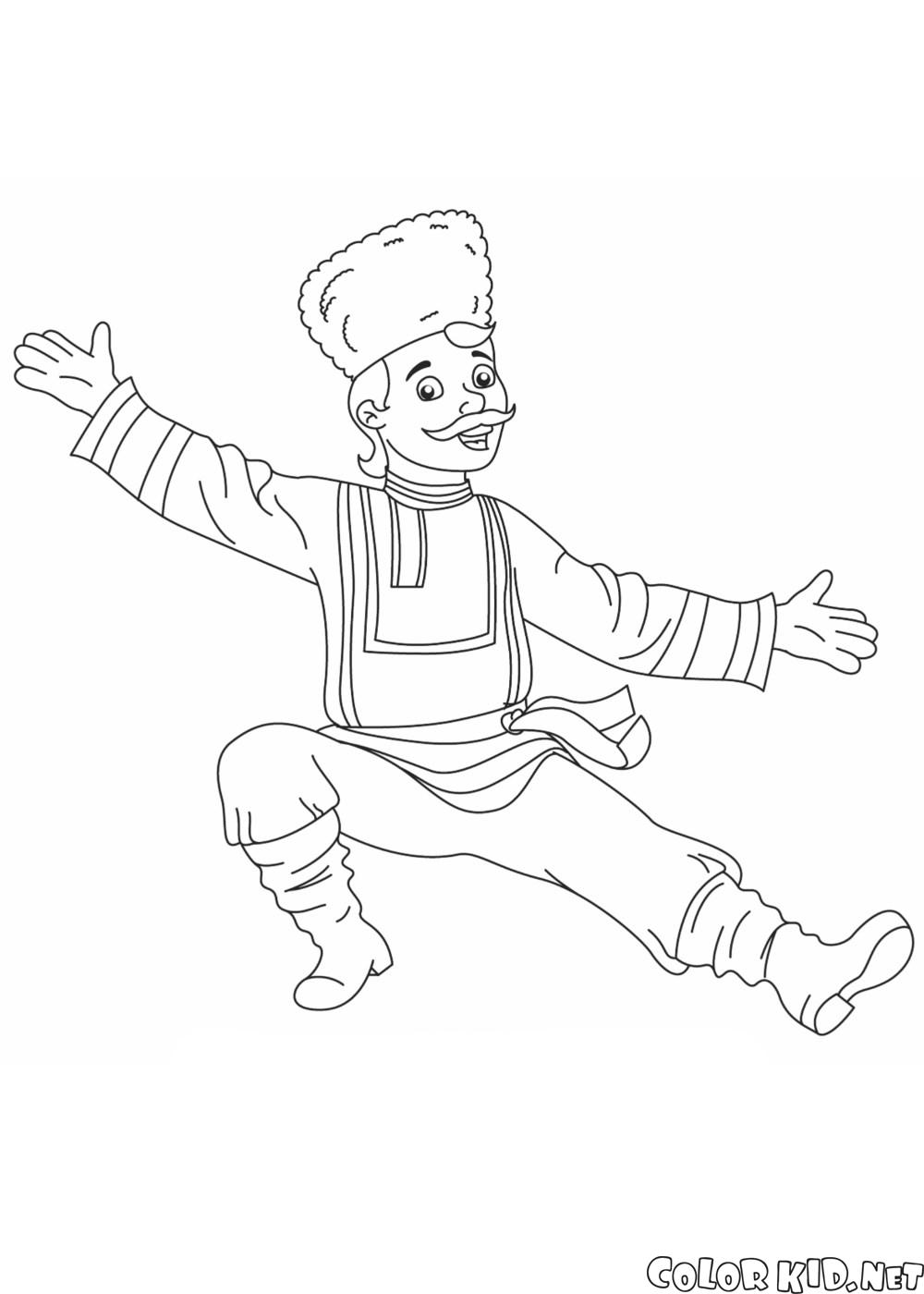 Русский танцор