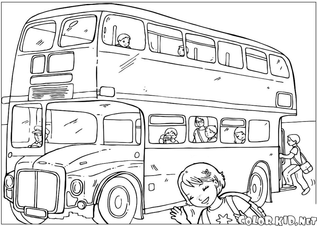 Столичный автобус