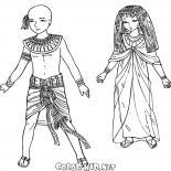 Дети Древнего Египта